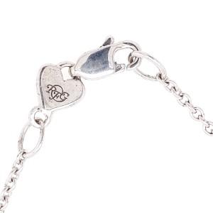Rhonda Faber Green GNE53906-SS/18K Sterling Silver  Necklace