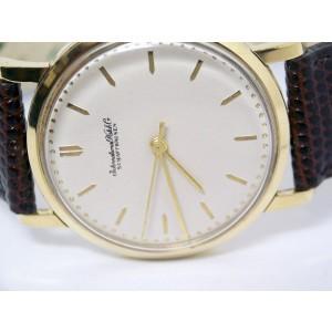 IWC Shaffhausen Vintage 33.5mm Mens Watch