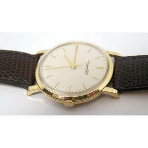 IWC Shaffhausen Vintage 33.5mm Mens Watch