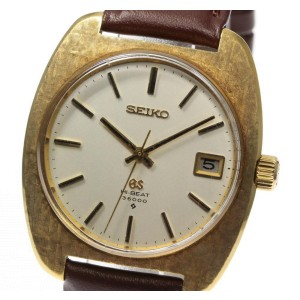 Seiko Grand 4522-8010 35mm Mens Watch