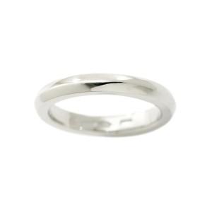 Bulgari Fedi 950 Platinum Ring Size 3.5