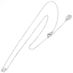 Cartier 18K White Gold with 0.31ct Diamond Necklace