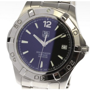 Tag Heuer Aquaracer WAF2110 38mm Mens Watch