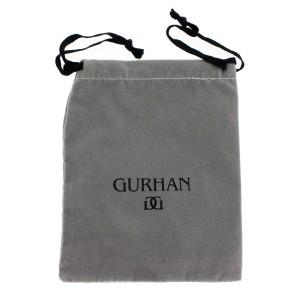 Gurhan Palladium, Sterling Silver Lapis Ring Size 11