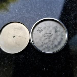 Movado 18610 Vintage 30mm Unisex Watch