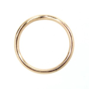 Tiffany & Co. 18K Rose Gold with Diamond Curved Band Ring Size 4.5
