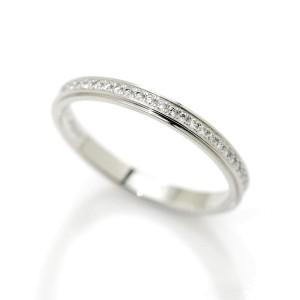 904fc815c07 Cartier D Amour Ring Pt950 Platinum With 0 15ctw Diamond Size 4 75