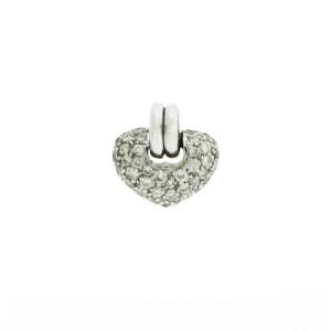 Chimento 18K White Gold Diamond Pendant
