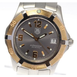 Tag Heuer 2000 Exclusive WN1151 37mm Mens Watch
