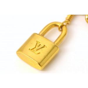 Louis Vuitton Gold Tone Hardware Sweet Monogram Pendant Charm