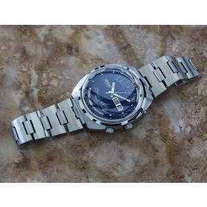 Orient Calendar V17 Vintage 42mm Mens Watch