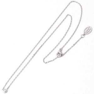 Cartier Diamants Legers Necklace 18K White Gold Diamond