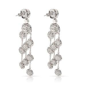 John Hardy Palu Chandelier Sterling Silver Earrings