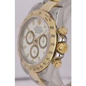 Rolex Daytona Cosmograph 116523 40mm Mens Watch