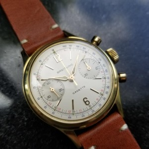 Breitling Cadette Vintage 36mm Mens Watch