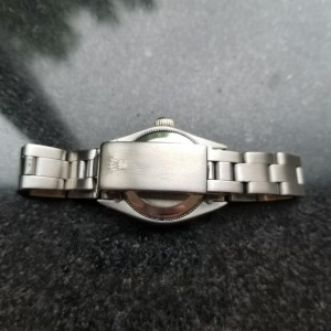 Rolex Oyster Perpetual 6718 Vintage 25mm Womens Watch