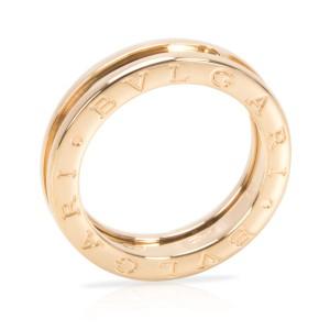 Bulgari B.zero1 18K Yellow Gold Ring Size 7.25
