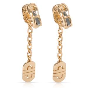 Bulgari Parentesi 18K Yellow Gold Earrings