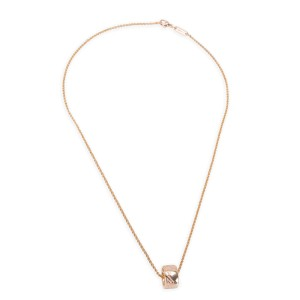 Chopard Chopardissimo Collection 18K Yellow Gold Necklace