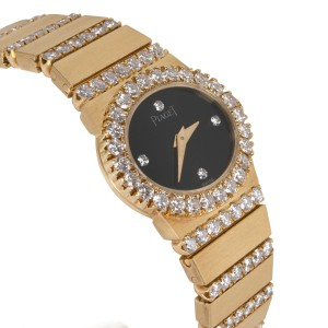 Piaget Polo 8306 C606 Vintage 21mm Womens Watch