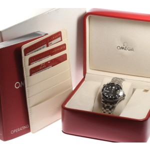 Omega Seamaster 212.30.36.20.01.001 36mm Womens Watch