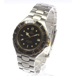 Omega Seamaster 36mm Mens Watch