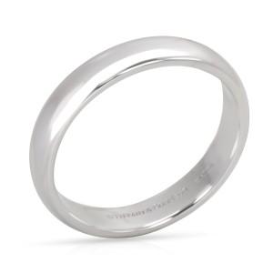 Tiffany & Co. Platinum Wedding Ring Size 11.5