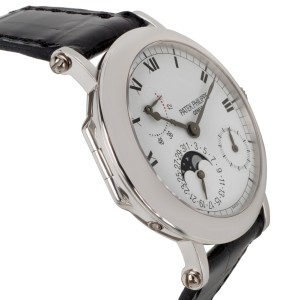 Patek Philippe Dress 5054J 35mm Mens Watch