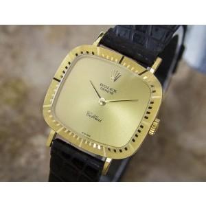 Rolex Cellini Vintage 25mm Womens Watch