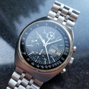 Omega Speedmaster Mark 4.5 176.0012 42mm Mens Watch
