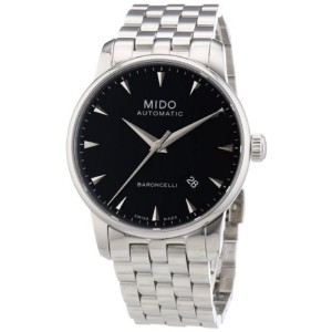 Mido Baroncelli M76004181 38mm Mens Watch