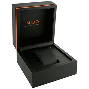 Mido Multifort 42mm Mens Watch
