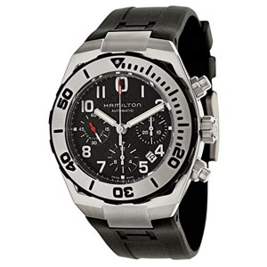 Hamilton Khaki H78716333 43mm Mens Watch