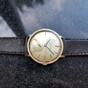 Jaeger-LeCoultre Dress Watch MS221 Vintage 35mm Mens Watch