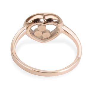 Chopard 18K Rose Gold Diamond Ring