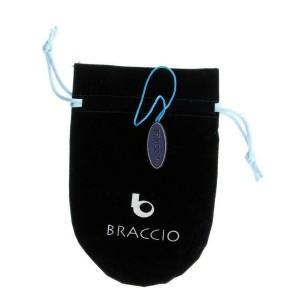 Braccio B-3218 men's bracelet in Stainless steel size 8.5 inches