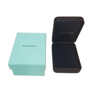 Tiffany & Co. Elsa Peretti Diamond Cross Pendant in  Platinum 0.25 CTW