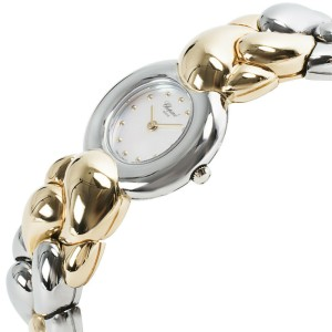 Chopard 'Geneve' Women's Watch in 18KT Yellow Gold Mother of Pearl Dial