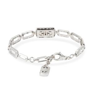 Bulgari Parentesi Diamond Bracelet in 18K White Gold (1.50 CTW)