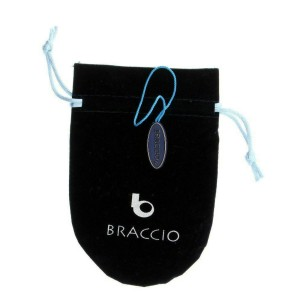 Braccio SS3090 - BR Men's heavy bracelet in Stainless Steel 8.5 inches