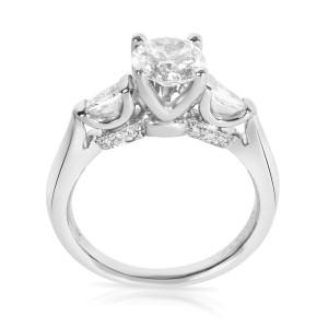 Verragio Diamond Engagement Ring Setting in Platinum (0.25 CTW)
