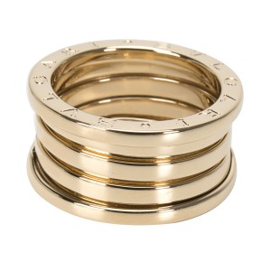 Bulgari B. Zero 1 Band in 18K Yellow Gold