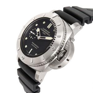 Panerai Submersible 1950 2500m PAM00364 Men's Watch in  Titanium