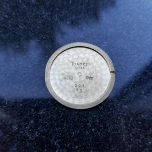 Men's Piaget 18k Solid Gold cal.9P Manual-Wind Luxury Dress Watch, c.1970s LV641