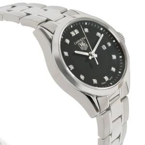 Tag Heuer Carrera WV1410.BA0793 Women's Watch in  Stainless Steel