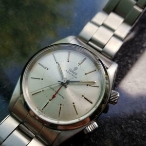 Men's Tudor Advisor ref.7926 34mm Manual Wind w/Alarm, c.1960s Vintage LV890