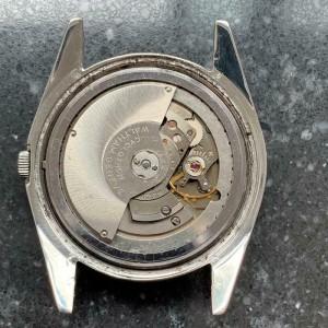 Waltham Men's 100 Jewels Centennial Autochron Automatic 36mm 1970s Swiss L98