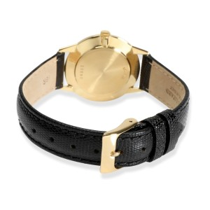 Tiffany & Co. Dress Dress Unisex Watch in 18kt Yellow Gold