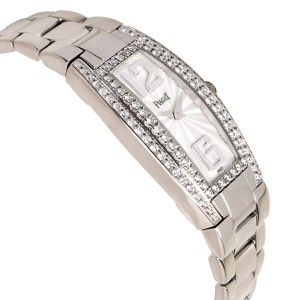 Piaget Limelight G0A29129 Women's Watch in 18kt White Gold