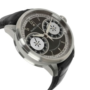 Maurice Lacroix Masterpiece Le Chronographe MP7128-SS001-320 Men's Watch in  Sta